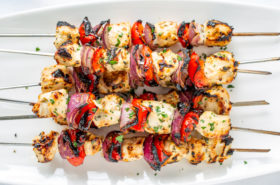 Grilled Greek Chicken Recipe