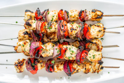 juicy too flavorful all inward i delicious seize amongst teeth Grilled Greek Chicken Recipe
