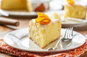 Sunny Citrus Cake